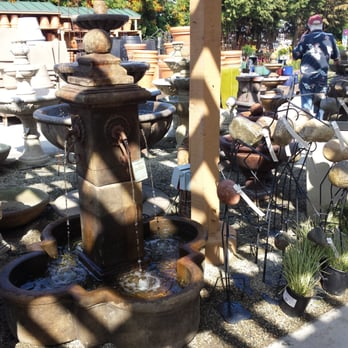 Photo Of Armstrong Garden Centers   Torrance, CA, United States. Fountains  And Yard