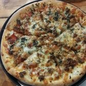 Photo of Mountain High Pizza Pie - Talkeetna, AK, United States. Amazing  reindeer