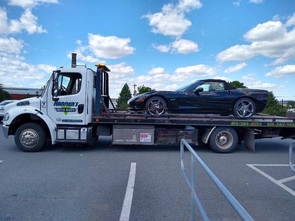 Harner's Auto Body: 524 Ben Franklin Hwy E, Birdsboro, PA