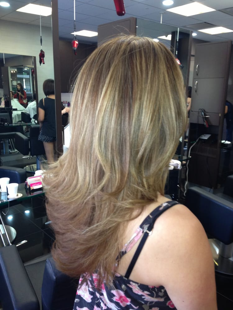 Photo Of Sherry Luxury Irvine Ca United States Hair Salon Near My