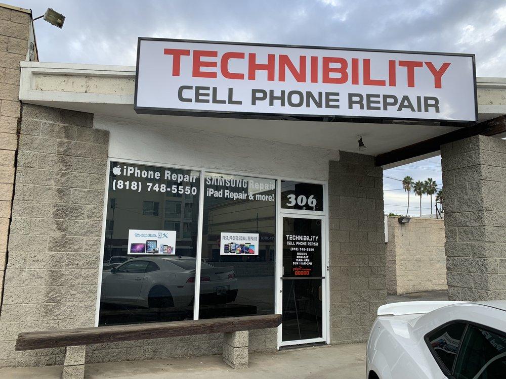 Technibility Cell Phone Repair