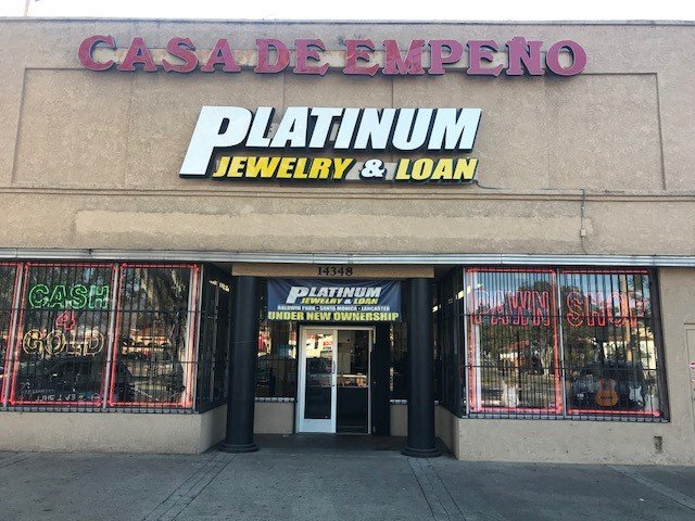 Platinum Jewelry & Loan: 14348 Ramona Blvd, Baldwin Park, CA