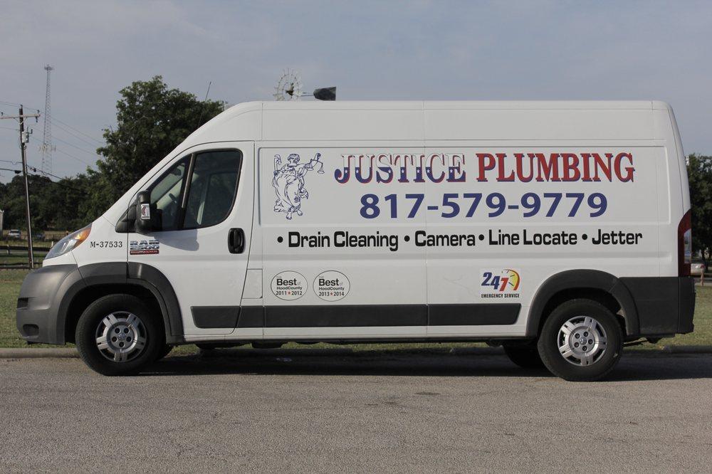 Justice Plumbing: 1310 Weatherford Hwy, Granbury, TX