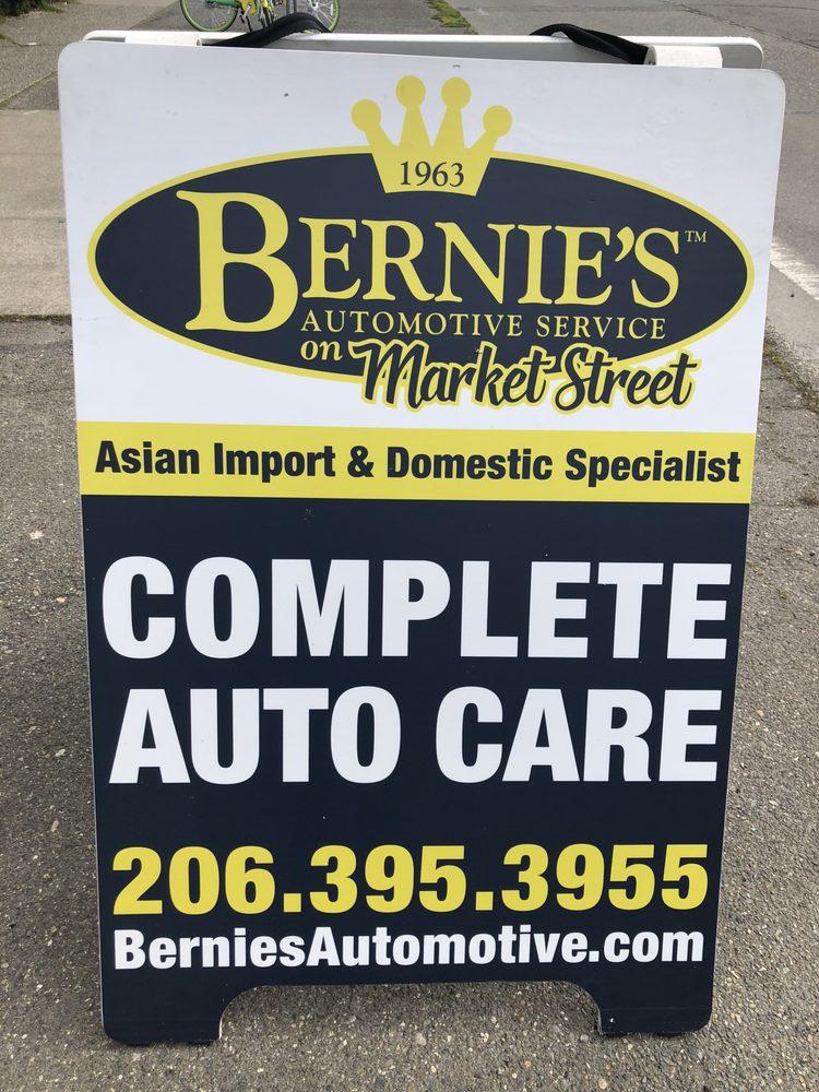 Bernie's Automotive