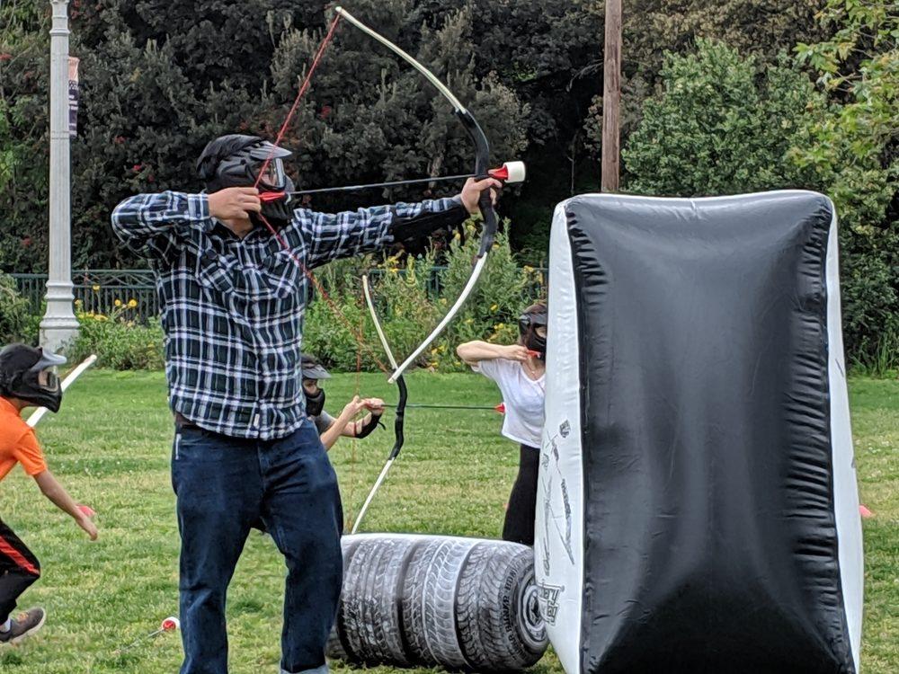 Take Aim Games: 1305 Prospect Ave, San Gabriel, CA