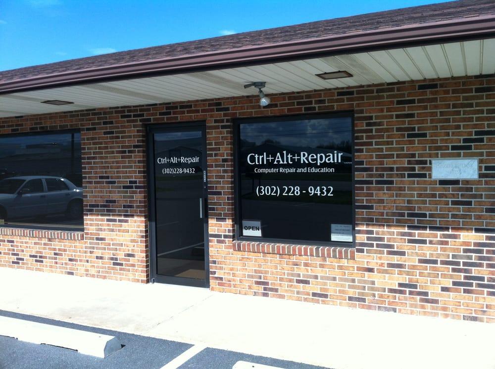 Ctrl+Alt+Repair: 282 Milford Harrington Hwy, Milford, DE