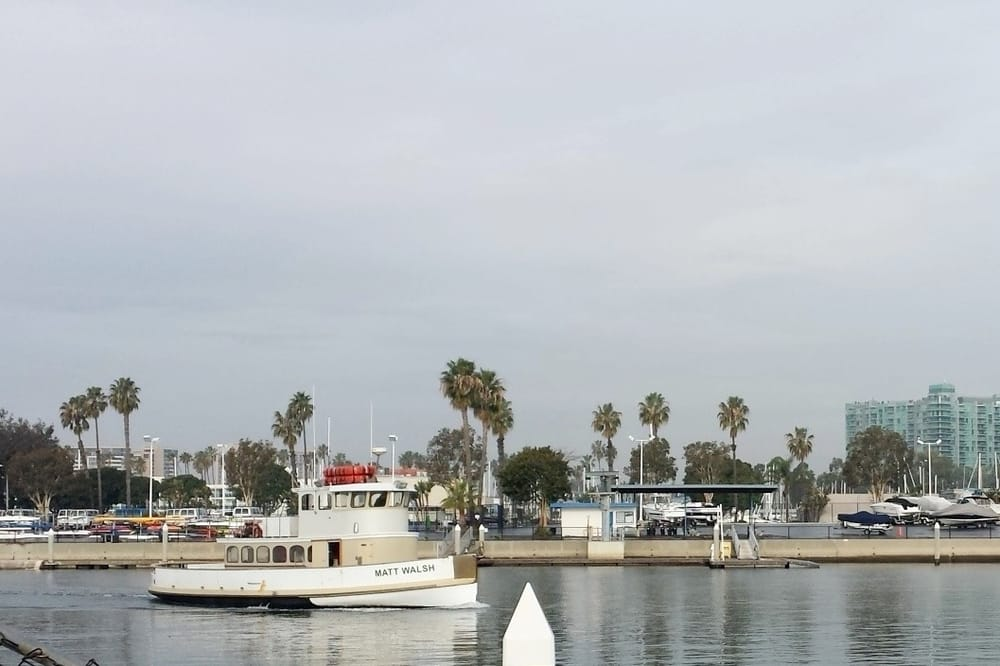 Boat for the trip yelp for Marina del rey fishing
