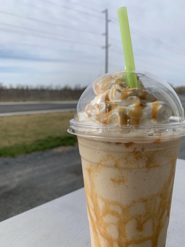 Dream Acres Espresso: 8166 Valley Rd NE, Moses Lake, WA