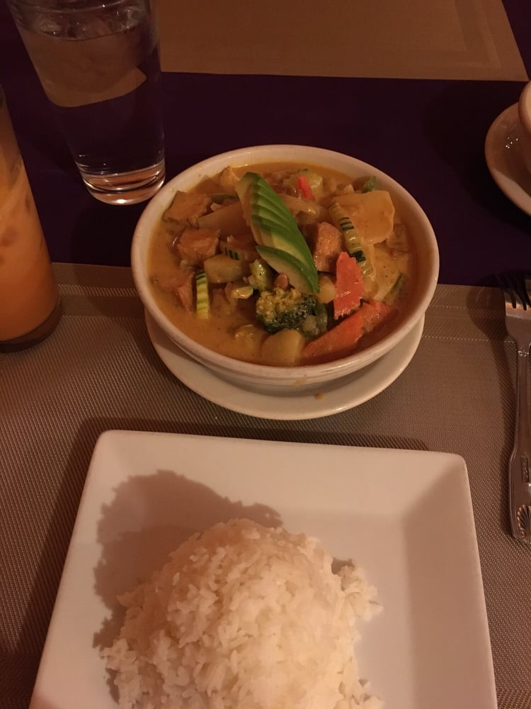 Massaman curry yelp for Authentic thai cuisine