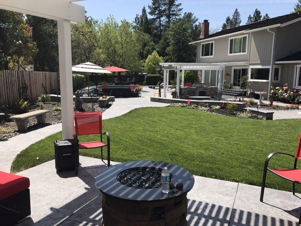 Sunrise Garden Design: Concord, CA