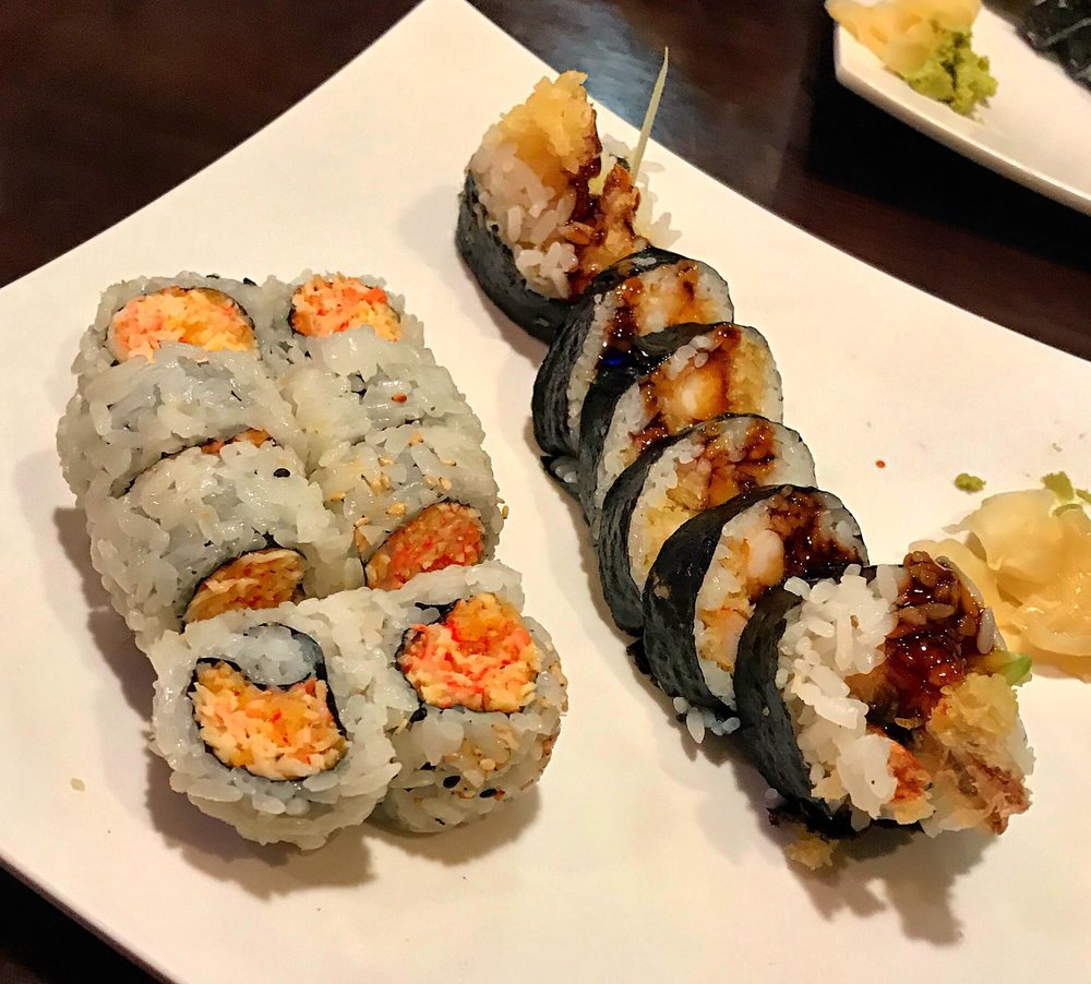 Ichiban Japanese Restaurant: 871 West Eisenhower Rd, Lansing, KS