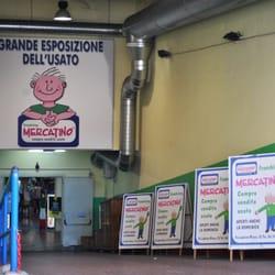 Il mercatino dell usato vintage second hand via for Il mercatino roma