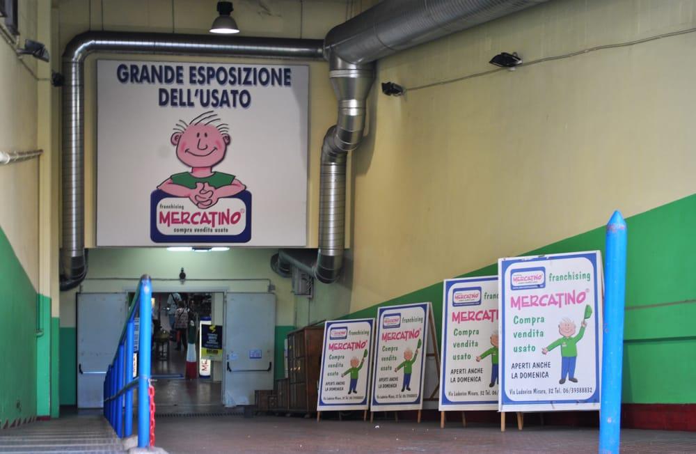 Foto su il mercatino dell 39 usato yelp for Mercatini usato roma