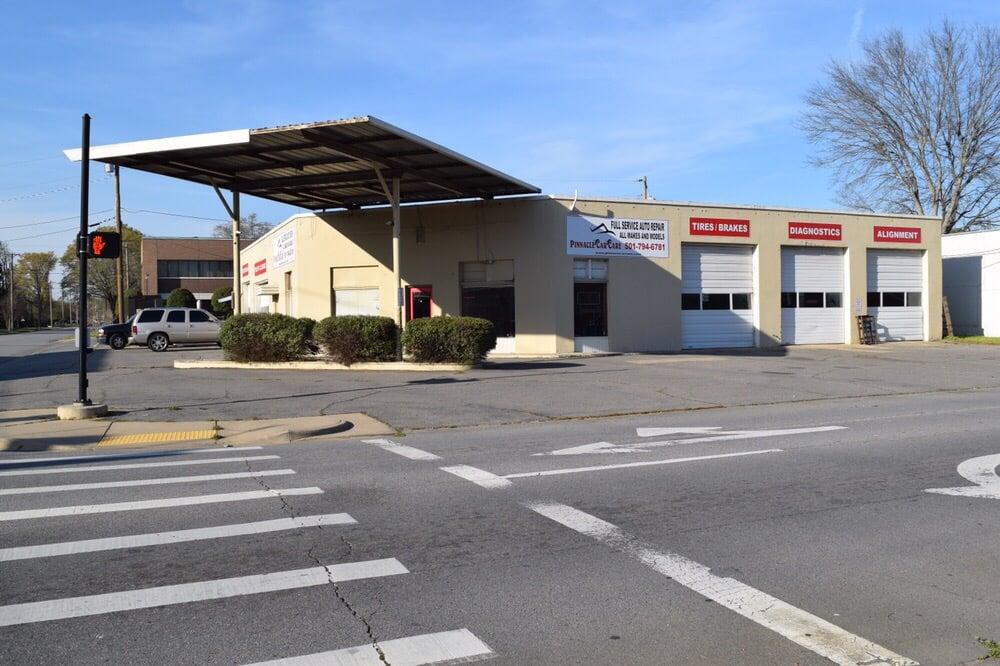Pinnacle Car Care: 303 N Market St, Benton, AR