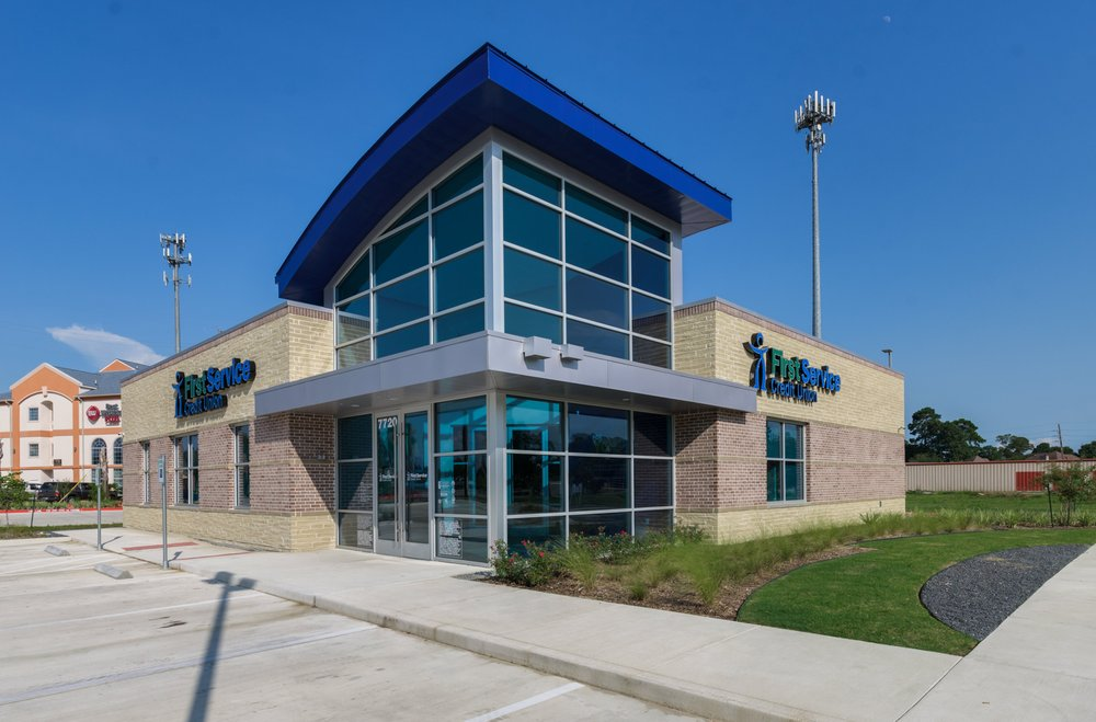 First Service Credit Union: 7720 Fm 1960 Rd E, Humble, TX