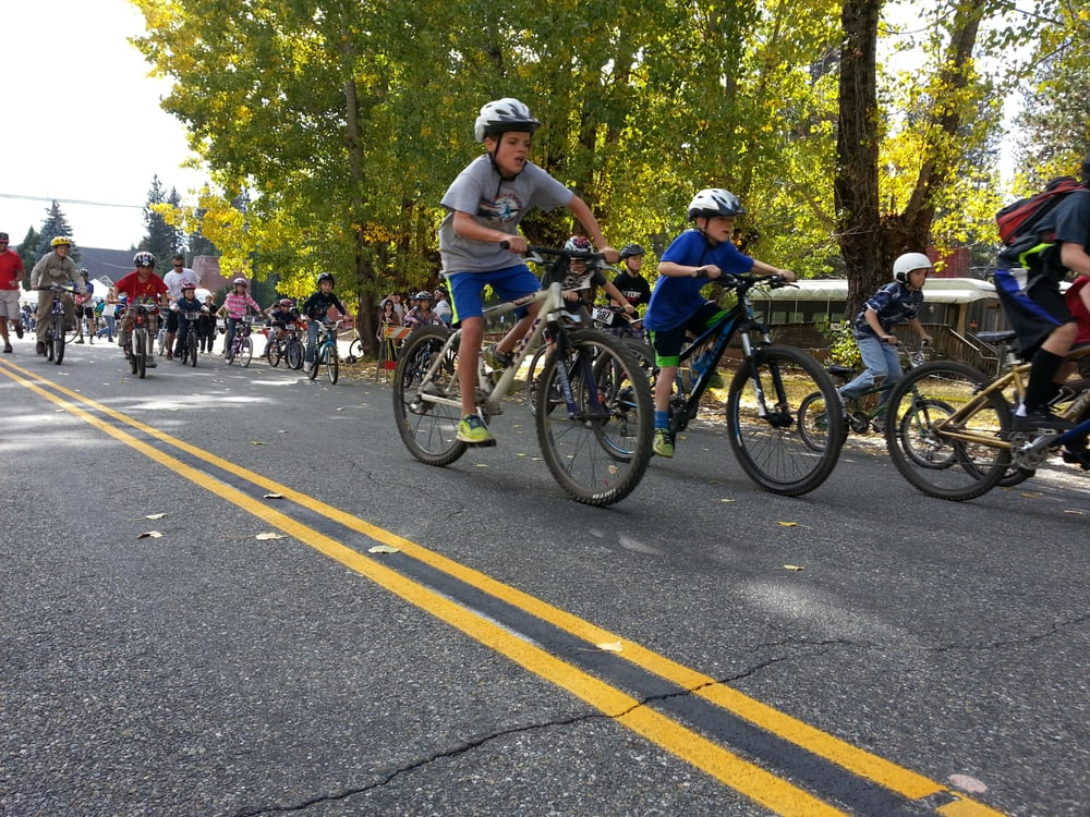 Bike-toberfest: 408 Main St, McCloud, CA