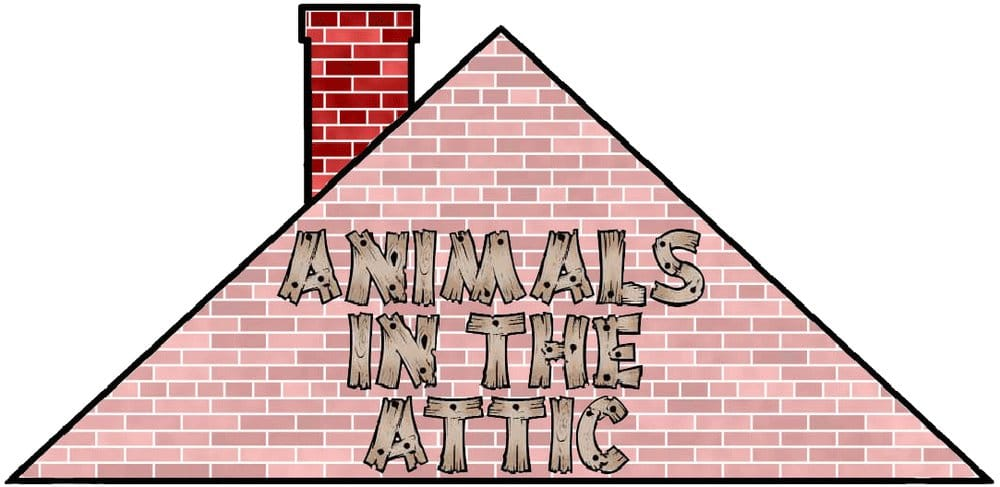 Animals In The Attic St 196 Ngt Skadedjursbek 228 Mpning
