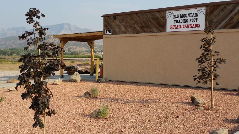 Elk Mountain Trading Post Retail Cannabis: 170 E 3rd St, De Beque, CO