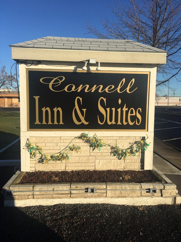 Connell Inn & Suites: 433 S Columbia Ave, Connell, WA