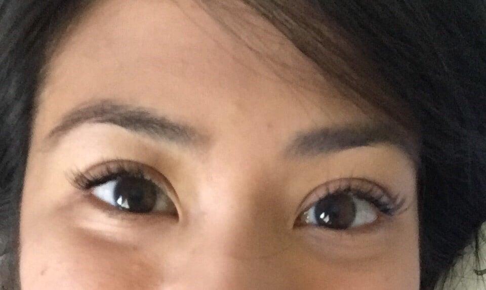 Mink Eyelashes Length Is Medium Size 11 And 12 Yelp