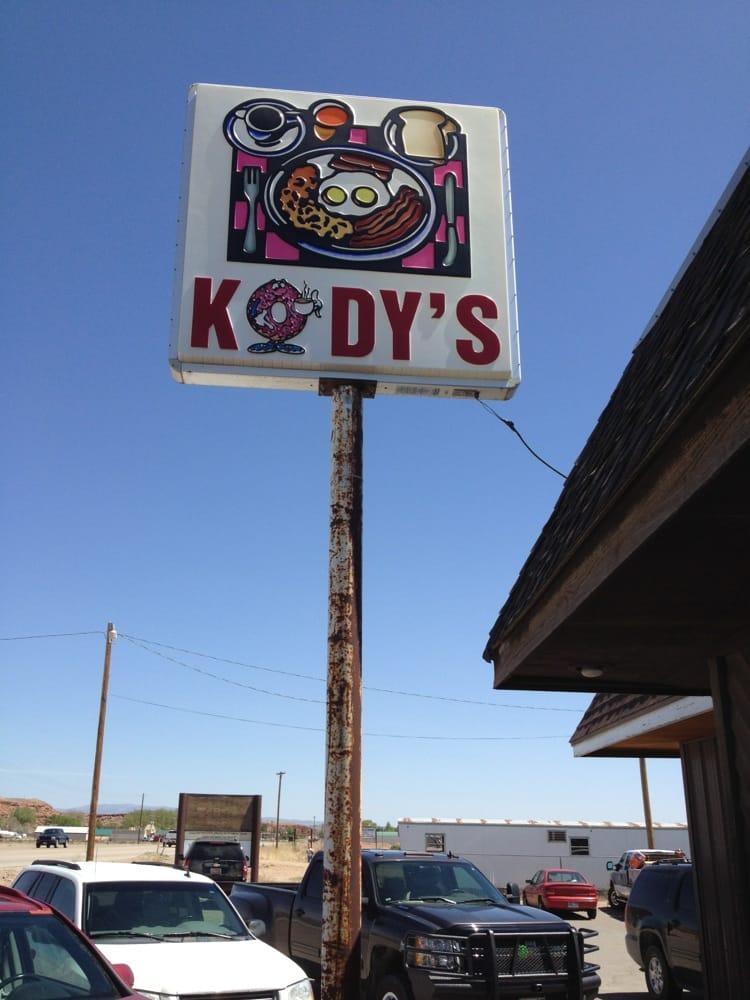Kody's Roundup Cafe: 1305 W Highway 40, Roosevelt, UT