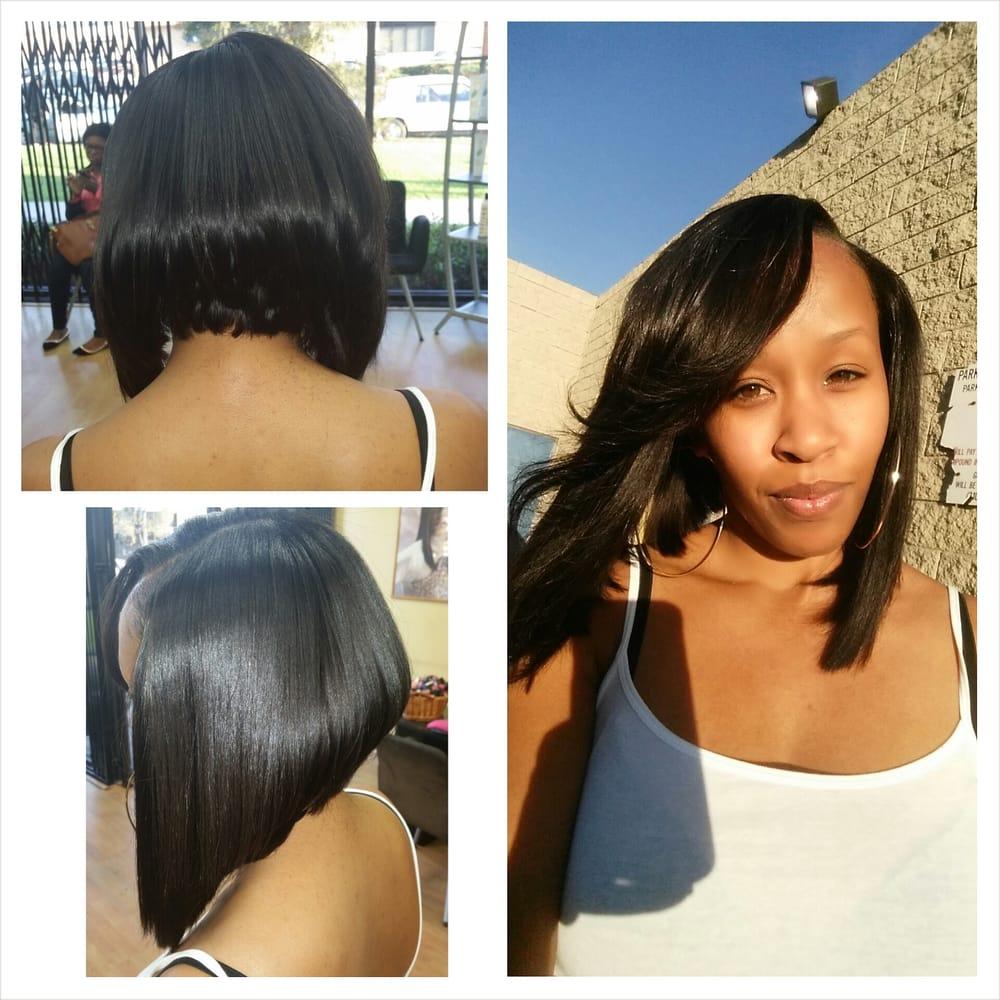 Sew In Bob Haircut Yelp