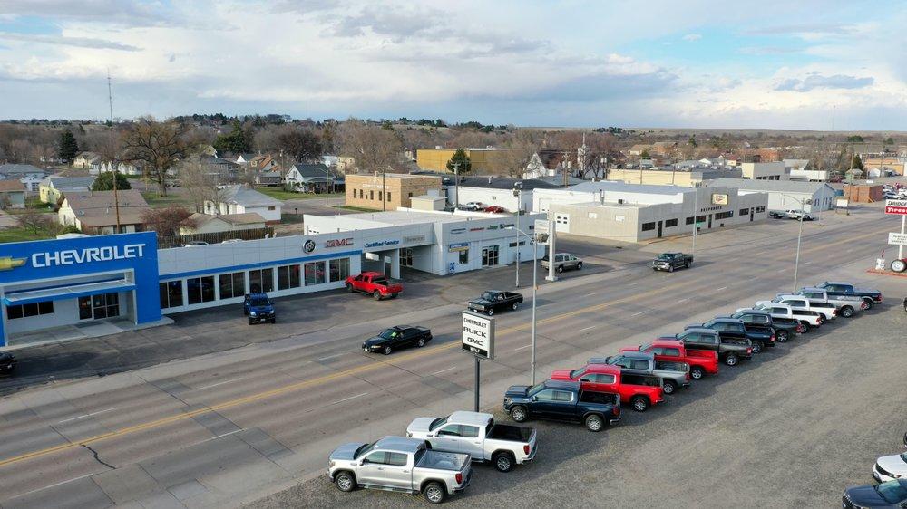 Wolf Chrysler Dodge Jeep Ram Service: 501 W 1st St, Ogallala, NE