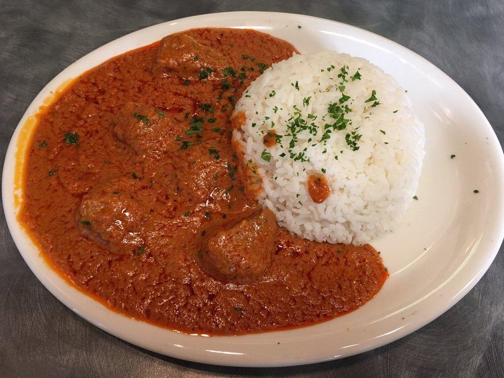 Bantaba African Restaurant: 19417 36th Ave W, Lynnwood, WA