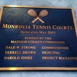 Photo Of Monrovia Tennis Courts