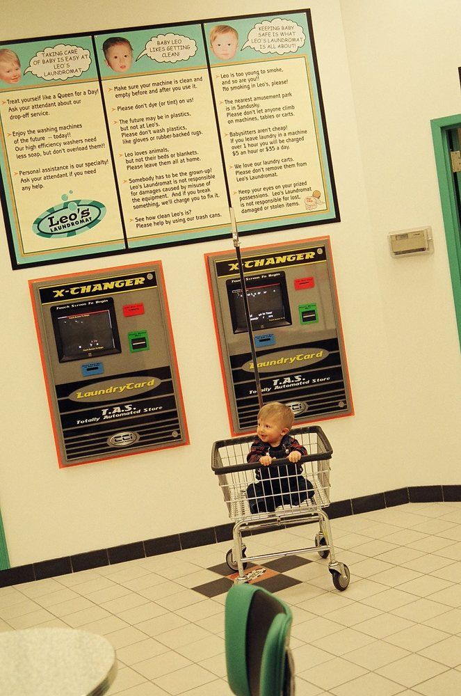 Leo's Laundromat