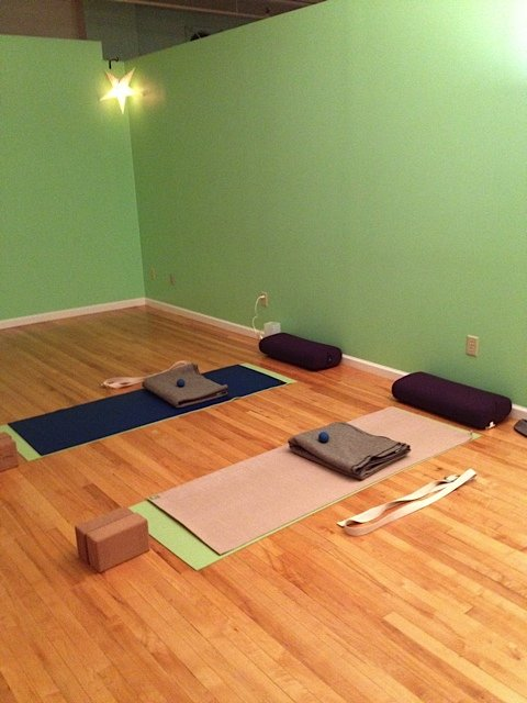 Social Spots from Gettyoga