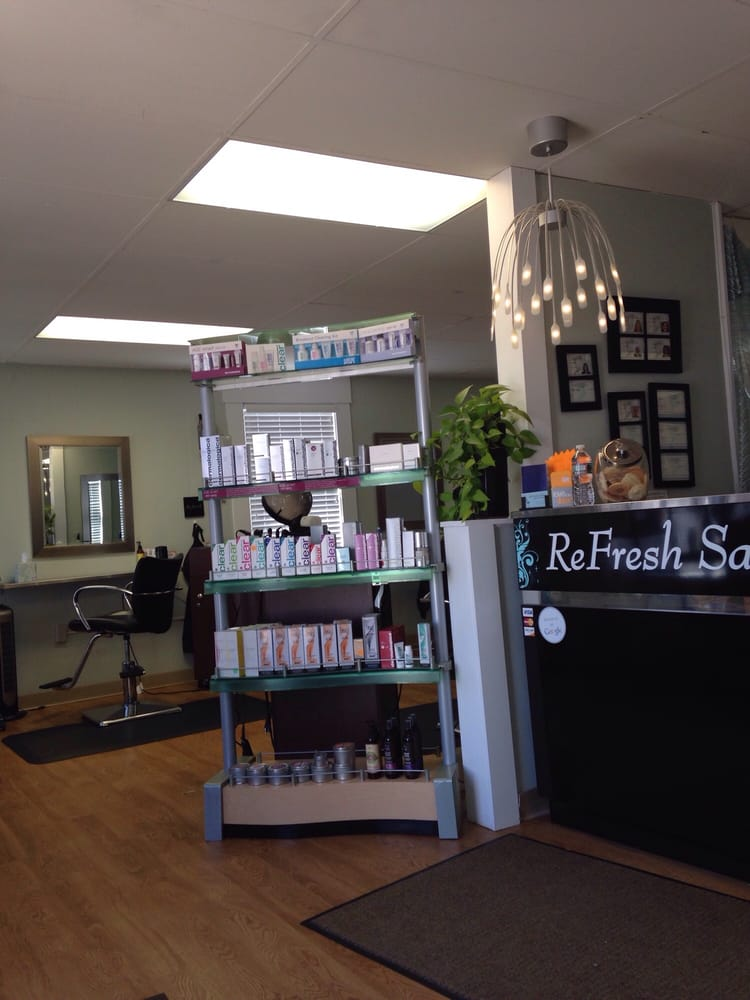 Refresh salon hairdressers 370 union ave laconia nh for Window location reload
