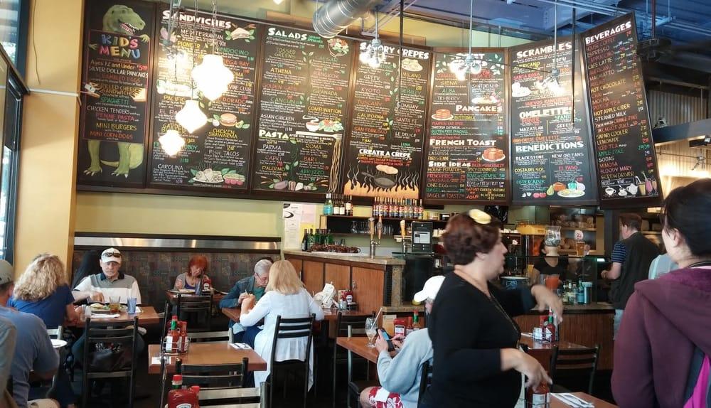 Crepevine Restaurant San Rafael Ca