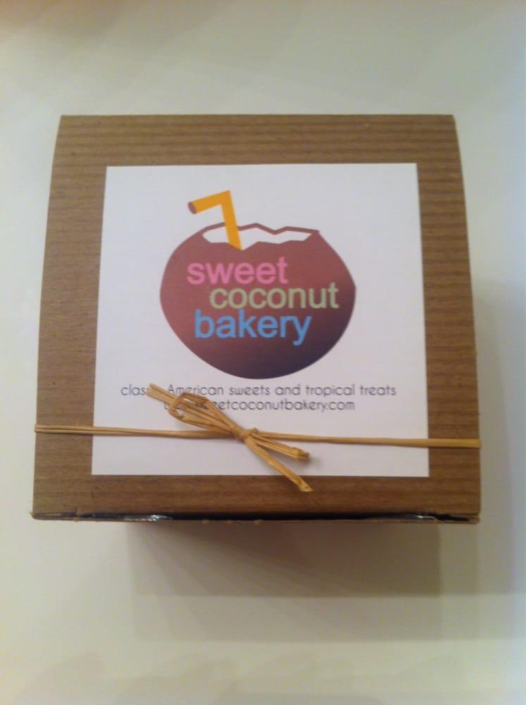 Sweet Coconut Bakery: Seattle, WA