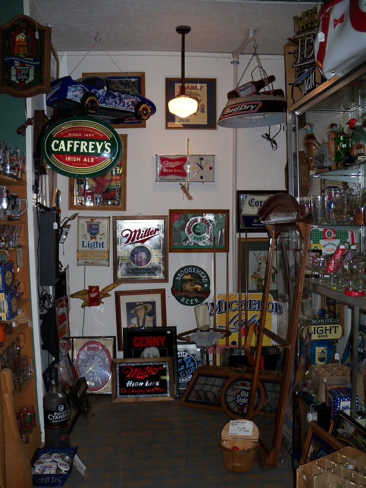 Second Time Around Antiques: 151 S Will Rd, Braidwood, IL