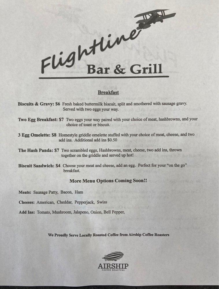 Flightline Bar & Grill