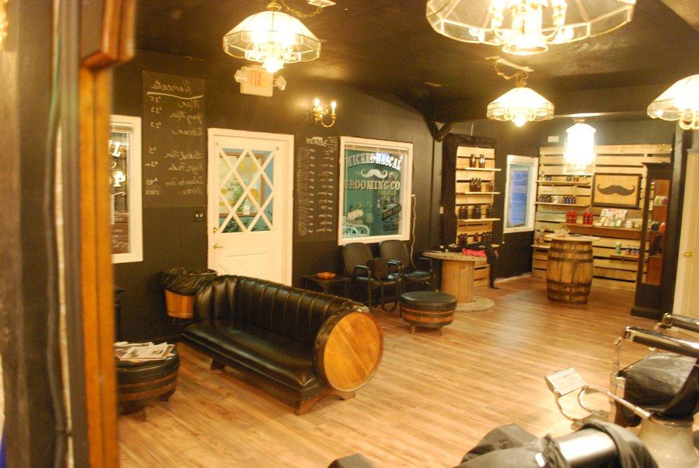 Wicked Rascal Barbershop & Grooming Company: 109 N Main St, Saint Joseph, IL