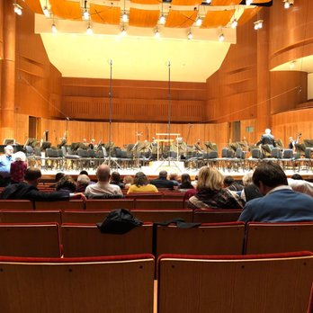Photo Of Baltimore Symphony Orchestra Md United States Inside The