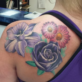 a1e0f8b5e Photo of Tattoo Charlie's - Louisville, KY, United States. Cover up and add