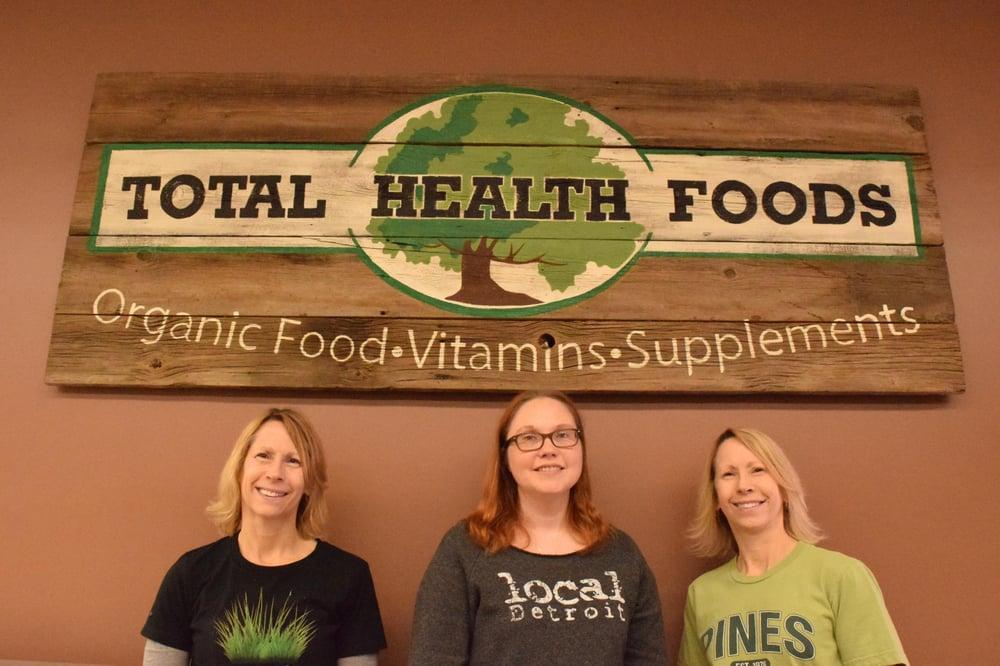 Total Health Foods: 2948 Biddle ave, Wyandotte, MI