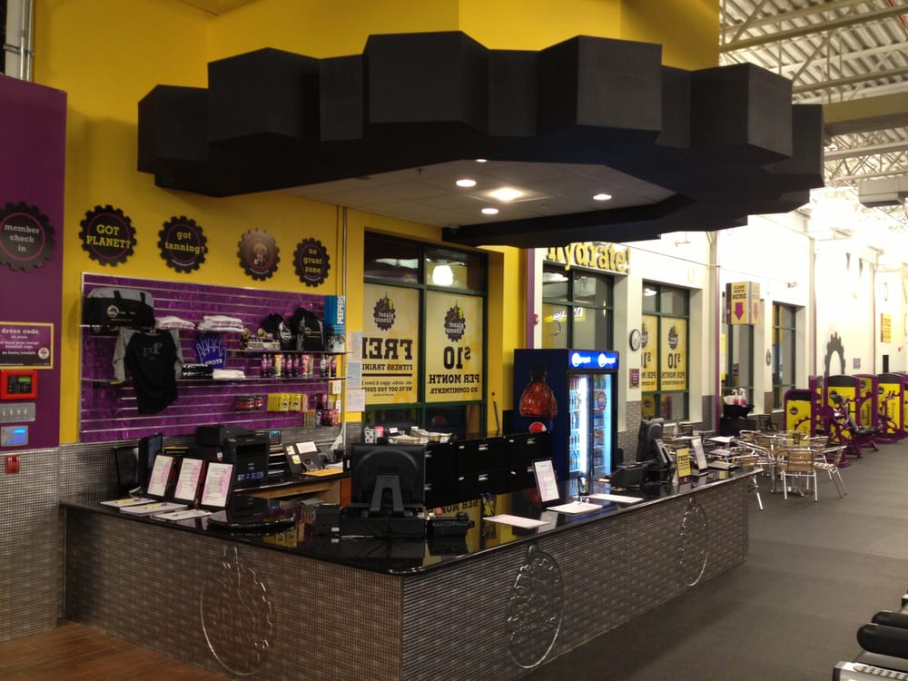 Planet Fitness Clifton 29 Photos 29 Reviews Trainers 600