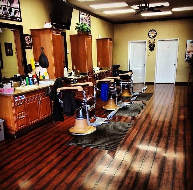 R & B Barber Shop