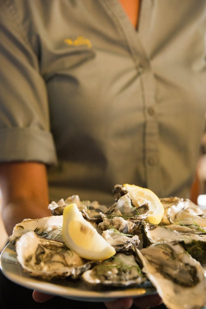 Local Ocean Seafoods: 213 SE Bay Blvd, Newport, OR