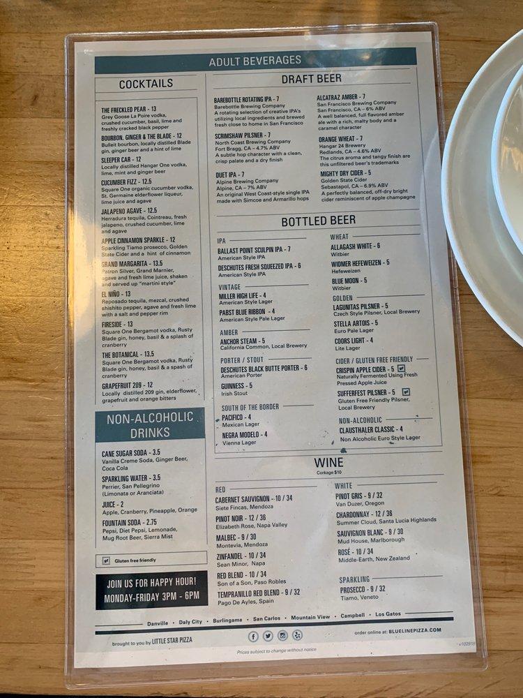 Blue Line Pizza - (New) 245 Photos & 362 Reviews - Pizza