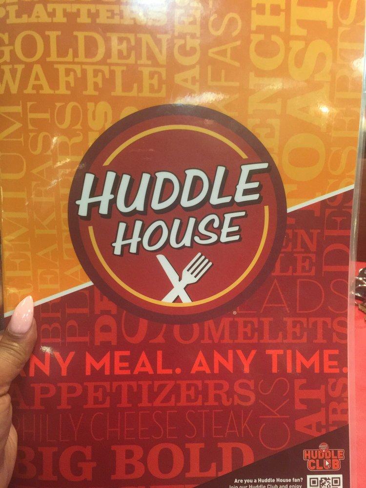 Huddle House: 1603 South Adams Street, Fulton, MS