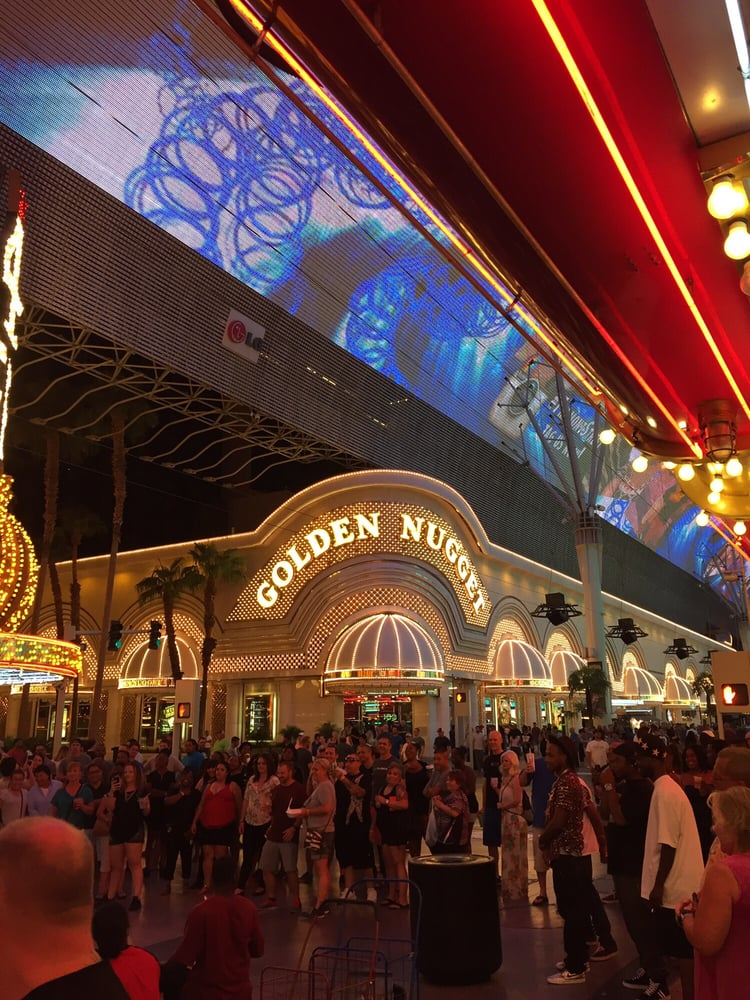 Golden Nugget Las Vegas 16 Reviews Casinos 129 E Fremont St Downtown
