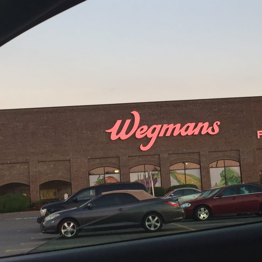 Photo Of Wegmans   Rochester, NY, United States. Red Lights.