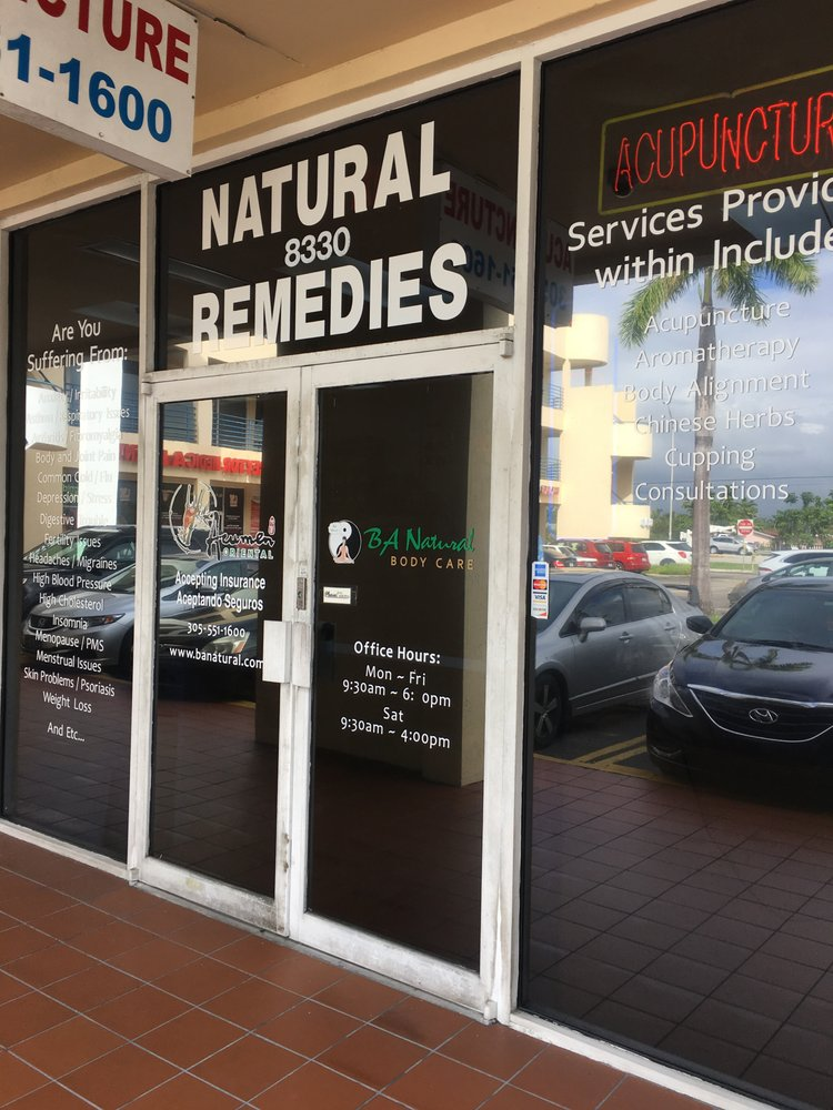 BA Natural Body Care