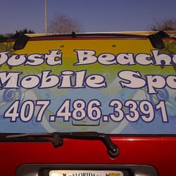 Photo Of Just Beachy Mobile Spa   Winter Garden, FL, United States