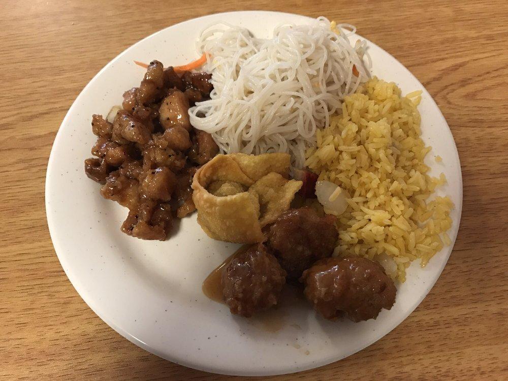 China Sea Restaurant: 1600 A St NE, Linton, IN